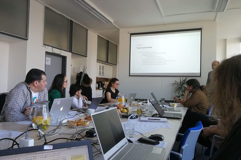 Geo-harmonizer project implementation plan 2020–2022