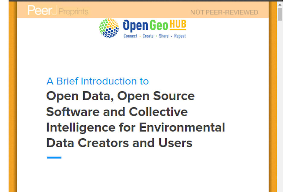 Open Data guide