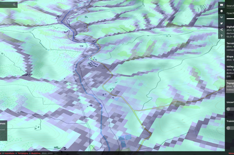 Geo-harmonizer project progress report